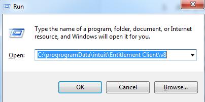 delete ecml file