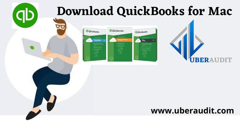 Download QuickBooks for Mac