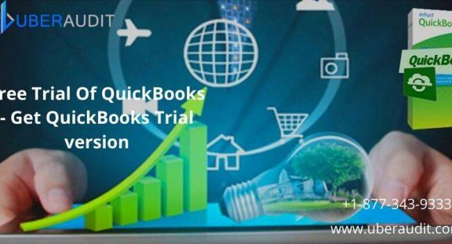 Free Trial Of QuickBooks