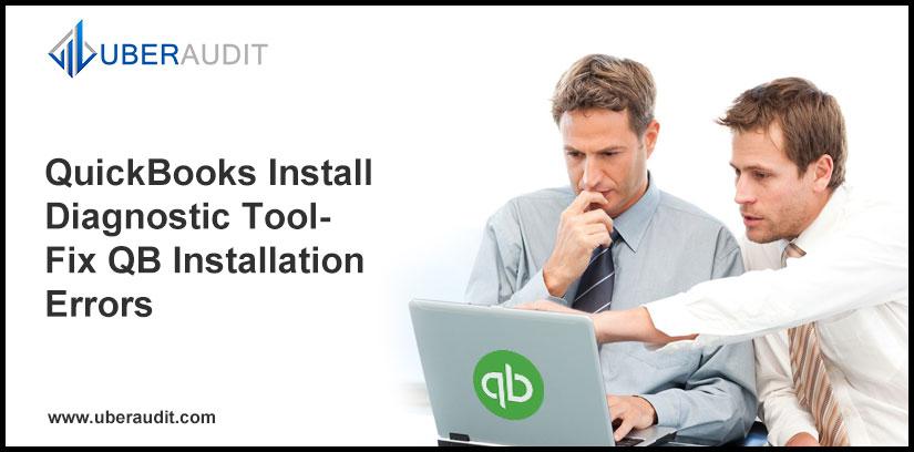 QuickBooks Install Diagnostic Tool- Fix QB Installation Errors